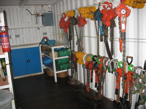 Standard Deck Rigging Lofts